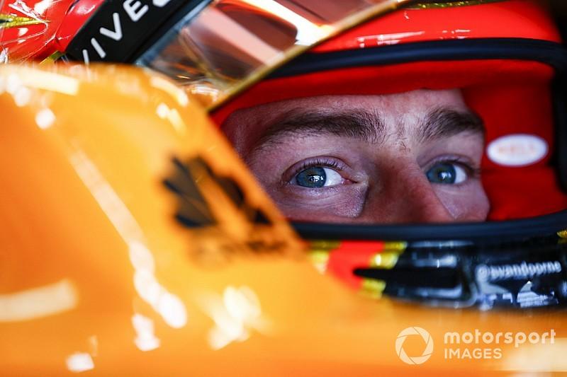 Boutsen: En 2 ans de F1, Vandoorne n'a pas