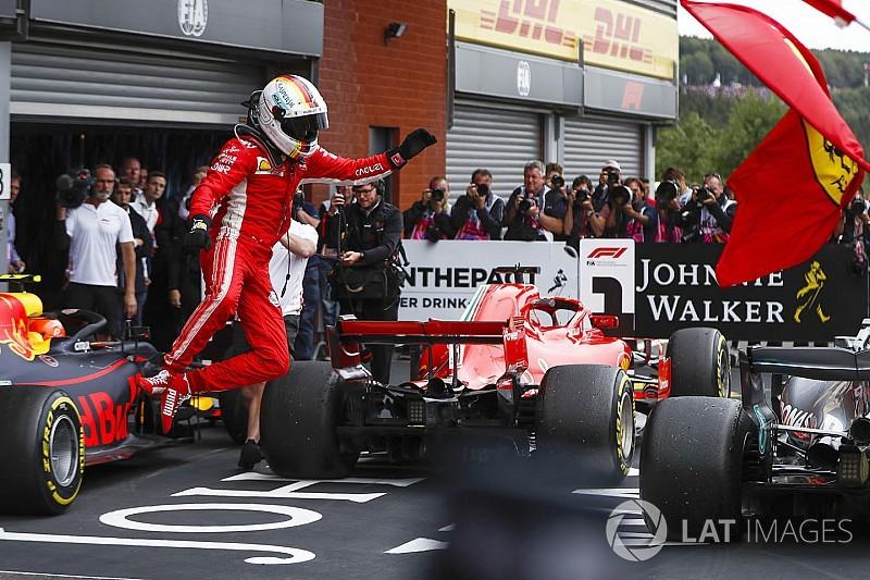 Ferrari: per Wolff la Rossa è superiore nel motore, in trazione e non solo
