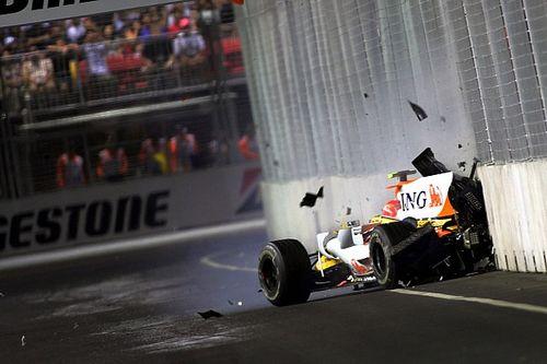 Le 800e GP : Alonso roi de la nuit, le Crashgate éclate au grand jour