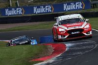 Knockhill BTCC: Butcher survives investigation to win