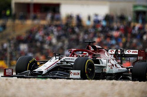 """Räikkönen már azon töprengett, """"mi a fenét csinálnak a többiek"""" a rajtnál"""