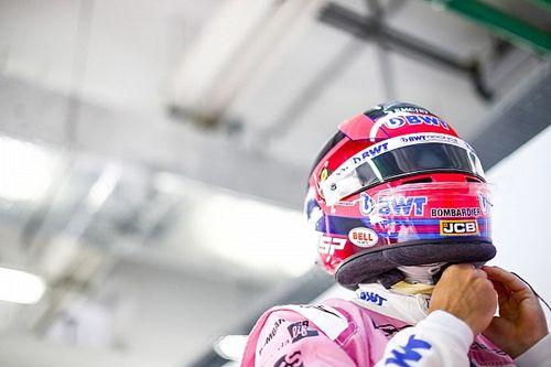 Perez: We boeken 'progressie' rond mijn F1-toekomst