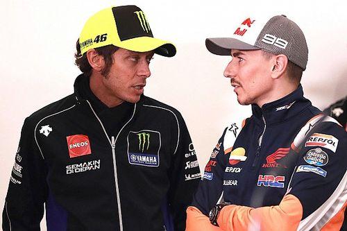 Lorenzo Komentari Kepindahan Rossi ke Petronas SRT
