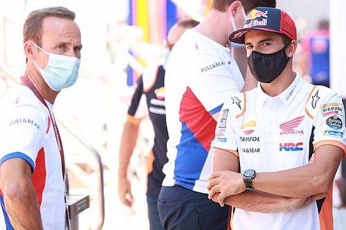 """Puig: """"L'infortunio di Marquez non cambierà la filosofia Honda"""""""