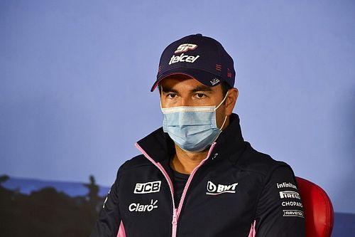 """Pérez espera poder """"desafiar a los tres mejores"""" en la F1 2020"""