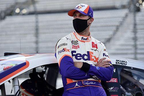 Joe Gibbs Racing announces extension with Hamlin, FedEx