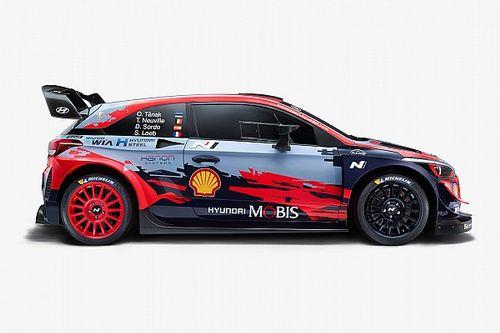 Hyundai presenta el coche y equipo candidatos a todo en el WRC 2020