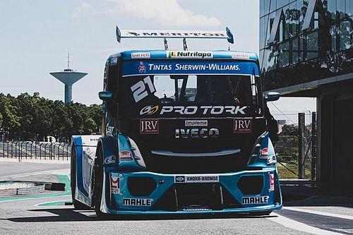 Copa Truck: Com três caminhões, Iveco Usual Racing amplia equipe