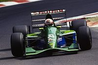 Jordan 191 set to feature in new Masters F1 demos