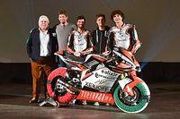 Moto2: Forward presenta le MV Agusta 2021