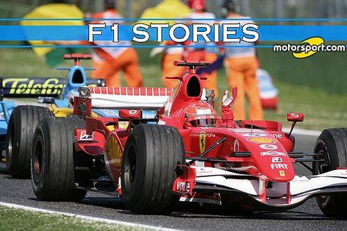 """F1 Stories: Imola 2006, la """"vendetta"""" di Schumacher"""