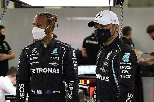 """Hamilton exalta Bottas como companheiro de equipe: """"Não há besteiras entre nós"""""""