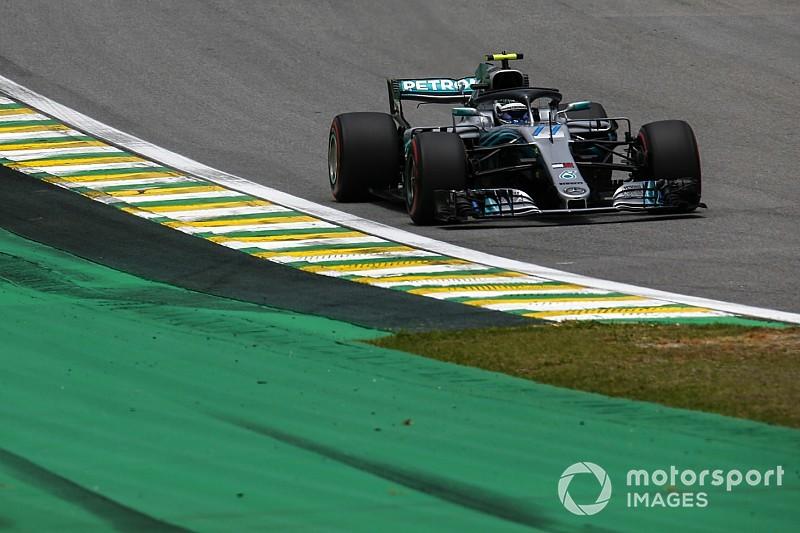 Bottas diz que perdeu pole com fim de volta ruim no Brasil