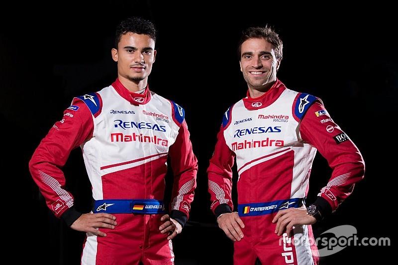 Mahindra anuncia a Wehrlein y d'Ambrosio como sus pilotos en Fórmula E