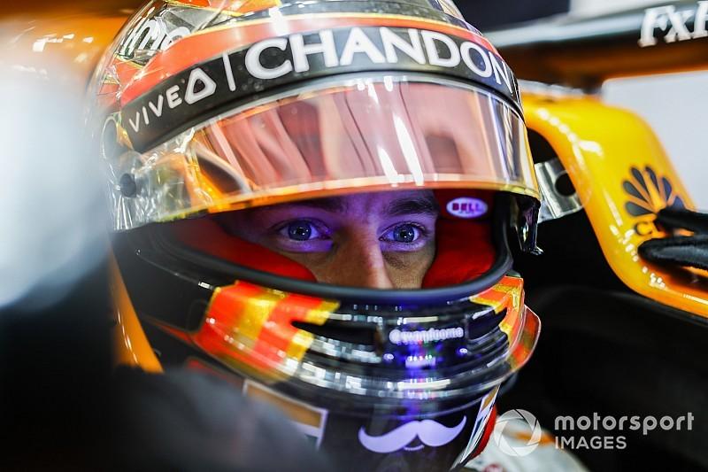 Vandoorne sluit reserverol bij Formule 1-team in 2019 niet uit