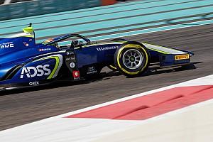 Deletraz snelste in laatste F2-test, Verschoor twee keer in top-tien