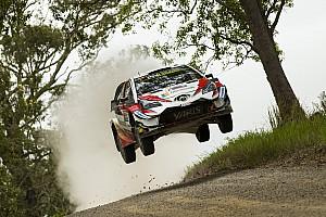 Fotogallery WRC: le foto più belle del Rally d'Australia 2018