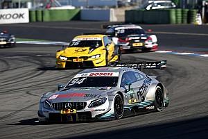 Mercedes hará una última prueba en el DTM