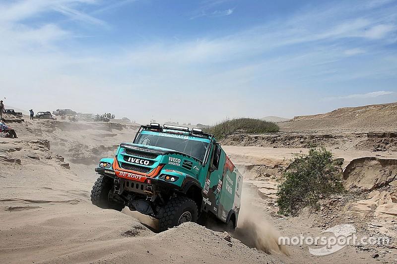 Dakar 2019: Simon Buerge, il mago dei motori FPT al seguito dei Powerstar
