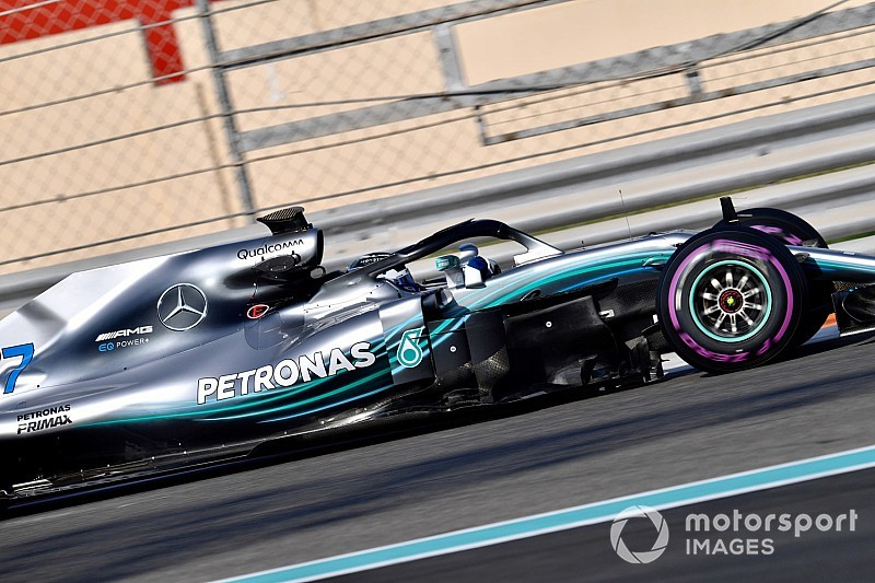 Mercedes has suffered