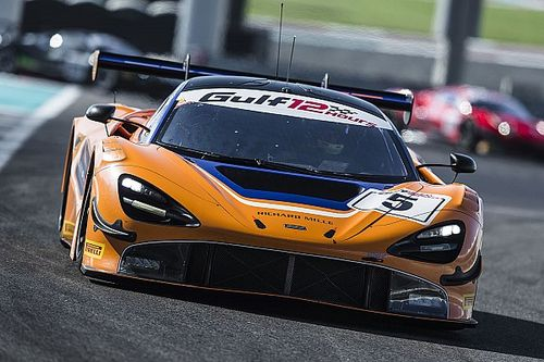 New McLaren GT3 car set for Albert Park outing