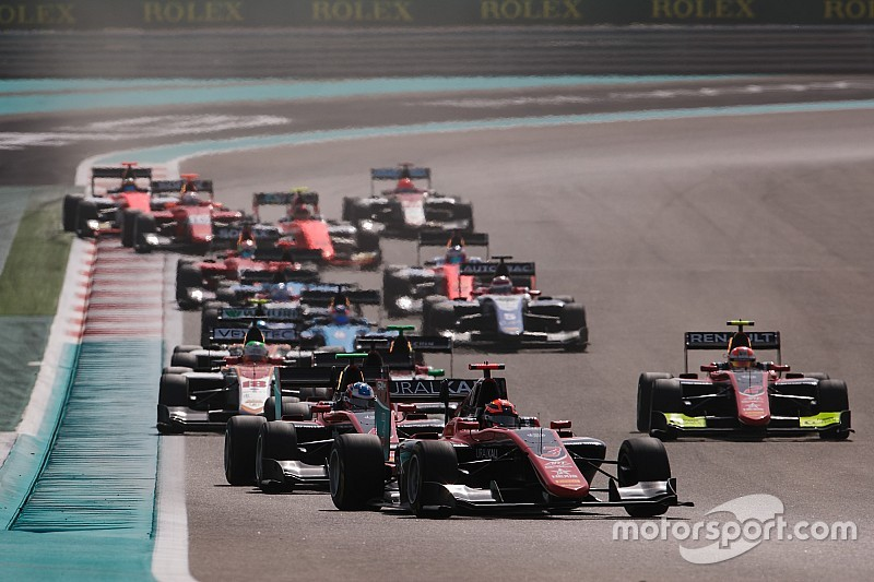 New Formula 3 to have unlimited DRS uses