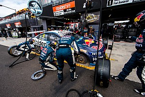 Triple Eight to debut new Supercars wheel retention system