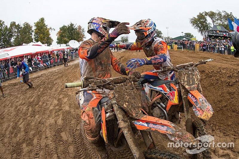 Team NL krijgt zilver Motocross of Nations na diskwalificatie Italië