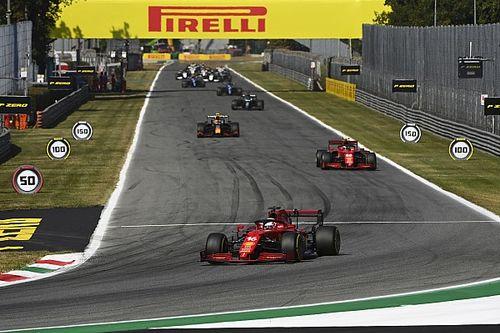 Ferrari o weekendach wyścigowych