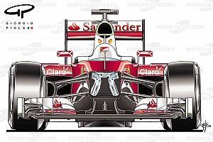 技术长报告: 法拉利新赛车不可告人的秘密