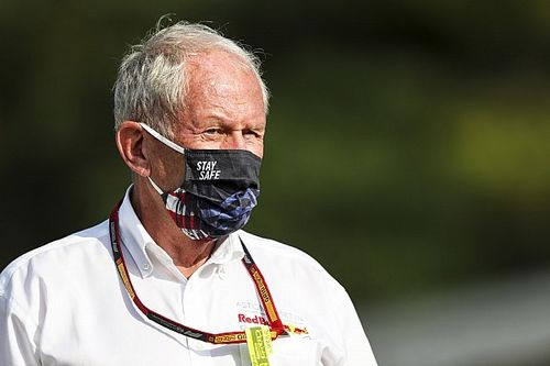 "Perez ""delighted"" with Helmut Marko's honesty"