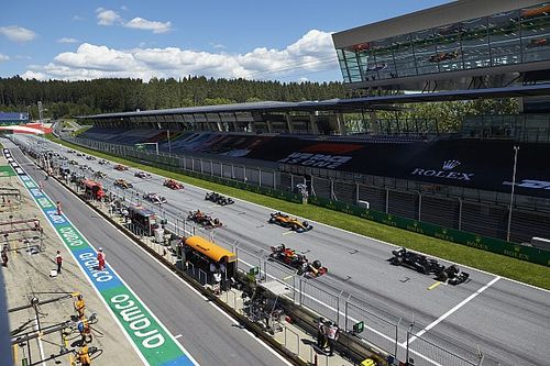 Austria to host F1 double-header after Turkish GP cancellation