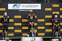 F2银石首回合:梅赛平收获首胜,周冠宇强势第二完赛