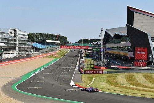 La FIA recuerda que no se puede cruzar la meta por el pitlane
