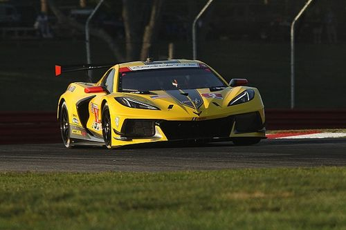 "Taylor revels in ""perfect weekend"" for #3 Corvette at Mid-Ohio"