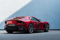 La última creación única de Ferrari: el Omologata