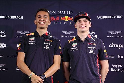 Red Bull confirma la alineación de sus dos equipos para 2020