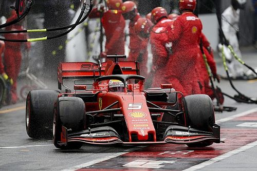 FIA agrees to impose time penalties for unsafe releases