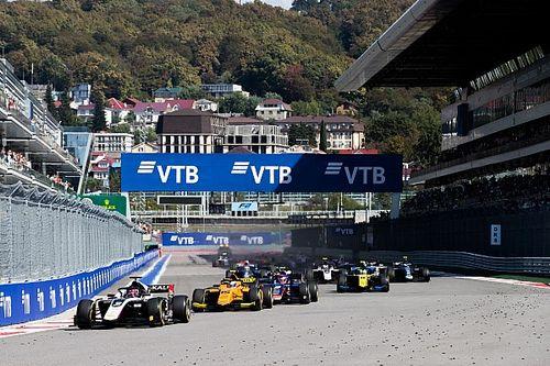 La Fórmula 2 añade Sochi a su calendario 2020