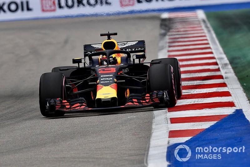 Ricciardo: Ceza almasaydık Ferrari ile savaşabilirdik