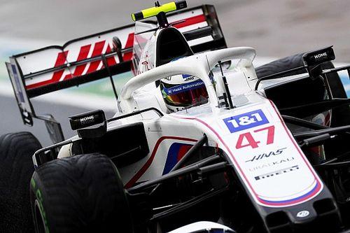Williams spogląda na Schumachera