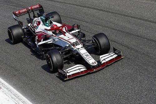 """Kubica over F1-kansen bij Alfa: """"Anderen staan hoger op de lijst"""""""