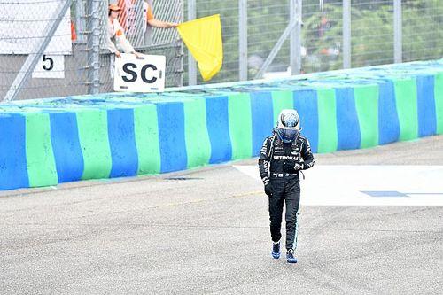 Bottas, Belçika GP için 5 sıra grid cezası aldı