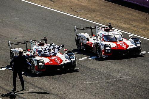 A Toyota zsinórban negyedszer nyert Le Mans-ban, dráma az LMP2-ben!