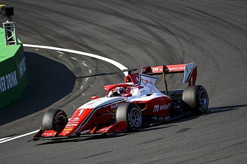 Hasil Race 1 F3 Rusia: Dennis Hauger Klaim Gelar Juara 2021