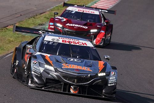 How Honda stole a march in SUPER GT's engine battle at Sugo