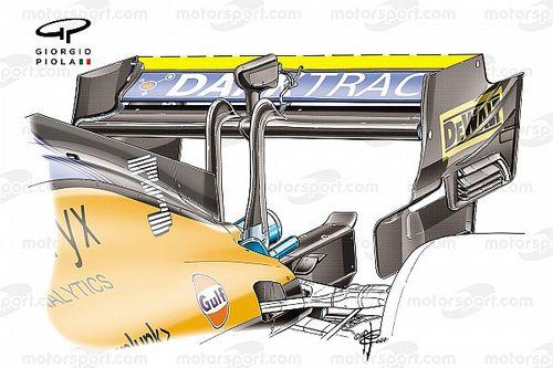 Técnica: Cómo McLaren aprovechó un año de transición para ganar en F1