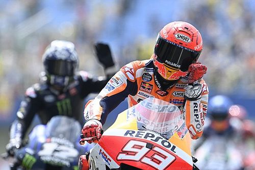 """People """"forgot"""" who Marquez was for a while - Puig"""