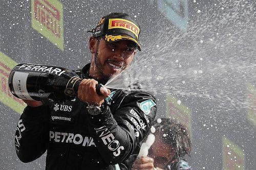 "Verstappen slams Hamilton for ""disrespectful"" F1 win celebrations"