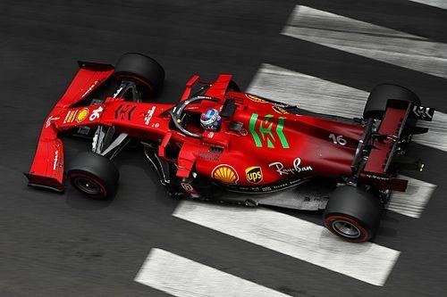 Ferrari F1, sin el patrocinador Mission Winnow en Francia